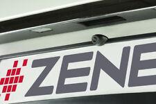 Rear View Backup Camera Parking Assistance Am Number Plate Holder Zenec