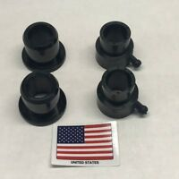 4 New*USA MADE Nylon Wheel Bushings MTD 741-0660