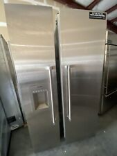 "Thermador T24Ir800Sp 24"" Refrigerator Column/T18Id800Lp Freezer Column(Set)"