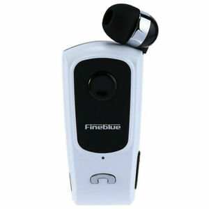 Fineblue F920 Bluetooth 4.0 Headset Wireless Stereo Music Clip Telescopic Sports