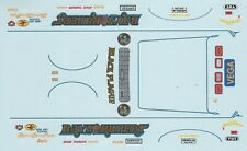 1/25 BAY'S & RUPERT 1972 VEGA FUNNY CAR DECAL/REVELL/MPC/AMT/POLAR LIGHTS