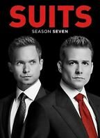 Suits: Season 7 Seven Complete Seventh 7th Season FREE 2-3 EXPEDITED SHIPPING