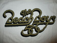 BEACH BOYS 50 YEARS T SHIRT Anniversary Concert Tour Brian Wilson Band Logo MED