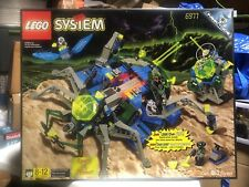 NEW LEGO 6977 Space Insectoids Arachnoid Star Base Sealed