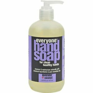 Everyone Hand Soap Lavender & Coconut - 12.75 oz - 8 Pack