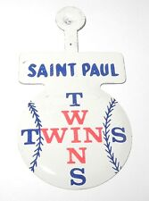 1960's PM10 Baseball Team Stadium Metal Pin/Coin/Tab Minnesota Twins