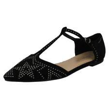 38 Scarpe da donna spillo Piatto (Meno di 1,3 cm)