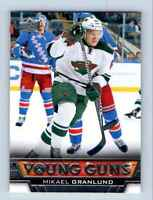 2013-14 Upper Deck Young Guns Mikael Granlund RC #474