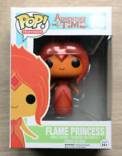 Funko Pop Adventure Time Flame Princess + Free Protector
