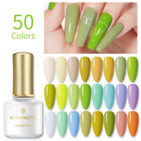 BORN PRETTY 6ml Spring Summer Series UV Gel Nagel Lack Nail Art Dekor Polish DIY
