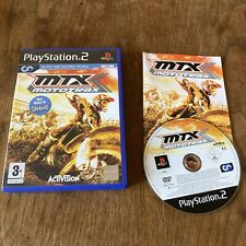 Playstation 2 MTX Mototrax spiel komplett game ps2 mit Netzwerk spielen