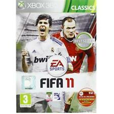 Xbox 360 - FIFA 11 (2011) **New & Sealed** Official UK Stock