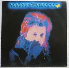 ALDO NOVA - Subject - LP