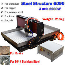 Cnc 6090 3axis 22kw Cnc Router Small Cnc Steel Metal Engraving Milling Machine