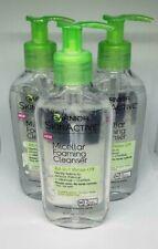 3-GARNIER SKIN ACTIVE MICELLAR FOAMING CLEANSER   6.7 oz EACH