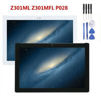 Pour Asus ZenPad 10 Z301M Z301MF P028 Z301ML Écran tactile LCD Display Assembly
