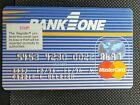 Bank One  Mastercard exp 1996♡free ship♡cc1506♡