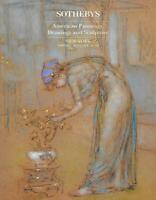 Sotheby's American Paintings Drawings Sculpture Auction Catalog September 1995