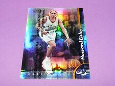 HOWARD EISLEY UTAH JAZZ HOLOCHROME FINEST TOPPS 1999 NBA BASKETBALL CARD