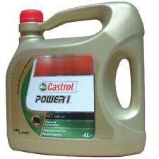Castrol 4-Stroke Semi/Part Synthetic Vehicle Engine Oils