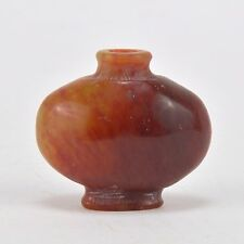Miniature flacon Chinois en pierre  6 cm