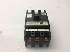 Matsushita 50 A Green Power Circuit Breaker, T-50, Bat3-50-5, 3-Pole, 600 Vac