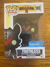 Funko Pop! Vinyl Figure - Toothless w/ Racing Stripes #100 (Walmart Exclusive)