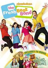 Fresh Beat Band: The Wizard of Song (DVD, 2012)