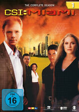 6 DVDs * CSI : MIAMI -  KOMPLETTE STAFFEL / SEASON 1 # NEU OVP §