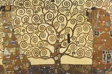 Tree of Life Poster! Gustav Klimt Vienna Secession Symbolism Decorative Focal