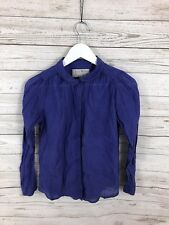 JACK WILLS Shirt - Size UK8 - Purple - Great Condition - Women's