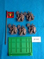 Battle Masters - 5 Guerreros del Caos con Base de Unidad - JU262