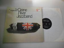 LP Jazz Crane River Jazzband - The Legendary .. (7 Song) HAPPY BIRD - cut out -