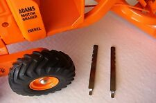 Doepke Model Toys -Adams Road Grader-#2006 Parts-(2)- Leveler Bars- Steel-1:12