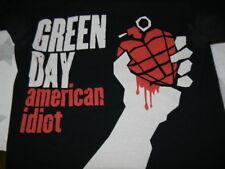 GREEN DAY AMERICAN IDIOT t shirt men's MEDIUM POP PUNK BLINK 182