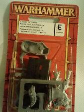 Games Workshop Warhammer Empire Kislev Ice Queen 86-56 2002 - METAL MIB OOP RARE