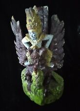 Bali Garuda bird Wisnu Statue old Vintage Antique Balinese Art Collectable