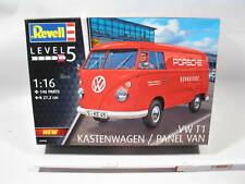 Revell 07049 VW T1 Bulli Porsche Renndienst 1/16 in OVP mbn140