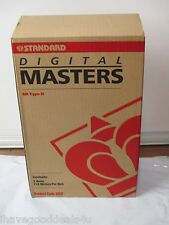 Standard Digital Duplicator 3322 SD Type II Masters