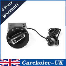 For VW Polo Golf 4 Jetta MK4 Amarok Passat Auto Head Light Sensor w/ Switch