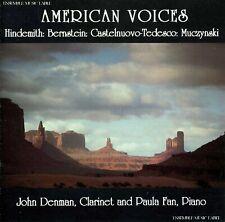 American Voices Ensemble Music Label EML 008