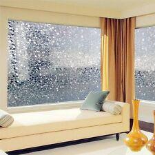 100cm Kieselsteine Sichtschutzfolie Milchglasfolie Fenster Folie selbstklebend
