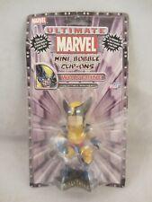 Marvel - Wolverine Mini Bobble Clip-Ons    NOC  (118D) 13114