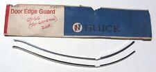 1965-1966 Buick LeSabre Wildcat Electra NOS door edge guards 980976