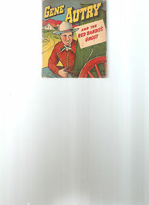 GENE AUTRY AND THE RED BANDIT'S GHOST-1949