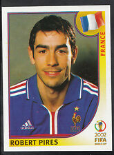 Panini Football - World Cup 2002 - Sticker No 37 - France - Robert Pires
