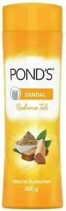 POND'S Sandal Radiance Talcum Powder, Natural Sunscreen 100GM