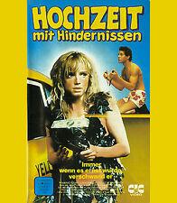 HOCHZEIT MIT HINDERNISSEN Steve Guttenberg Lisa Langlois Jeffrey VHS rar CIC