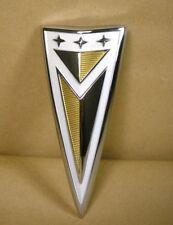 1962 Pontiac Fullsize Trunk Arrowhead Emblem, C4846515R