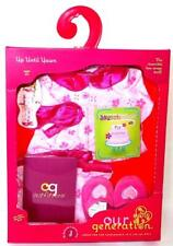 """Our Generation Doll Clothes UP UNTIL YAWN Fashionable 18"""" Doll Outfit 2011 NIB"""